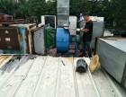 禅城区高端食堂饭店酒店厨房风机设备安装油烟净化系统安装