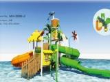 湖南大型戶外兒童玩具水上樂園水上滑滑梯組合游樂設備廠家直銷