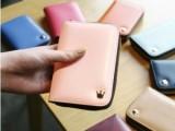 厂家直销皇冠donbook 短款多功能手机包 卡包 零钱包
