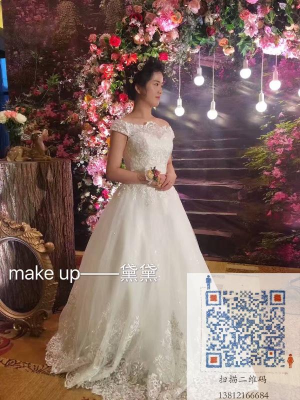 为什么选择专业跟妆师 新娘跟妆师的重要性-无锡新娘跟妆