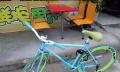 本人出售一台自行车 9成新。