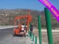 甘肃临夏厂家直销公路护栏板,波形梁护栏板安装