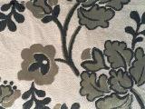 长期供应 涤丝印花提花布 新款民族提花割绒布