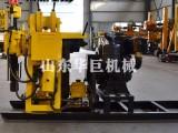 厂家直销液压岩芯钻机130米全液压地质勘探钻机