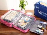 外贸原单 韩版高品质 可挂式防水洗漱包 多功能牛津布旅行收纳包