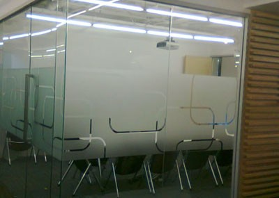 磨砂膜镂空刻字,隔热节能膜,隔热保温膜
