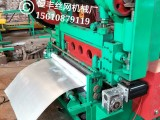 河北CJ-25钢板网机钢板网冲剪机钢板拉网机厂家