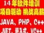 就业实训班C/C++培训,青岛编程培训,WEB开发培训