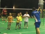 南宁宇冠青少儿羽毛球培训教学技术靠谱吗