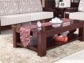 高档实木茶几 纯实木沙发茶几卯榫结构实木家具