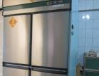 饭店用四门冰柜冰箱,低价处理。诚心买价格好谈,