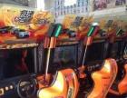 周口动漫城游戏机赛车液晶屏模拟机动漫设备回收与销售