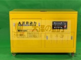 大泽动力15kw发电机TO18000ETX