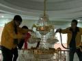 滕州黄马褂曹操到专业保洁、家庭、单位保洁服务