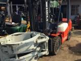 转让特种叉车二手抱夹叉车 平包夹叉车3吨3.5吨二手圆夹抱叉