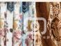 绍兴柯桥窗帘摄影墙布墙纸效果图设计淘宝阿里巴巴