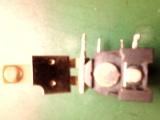 厂家供应:自动复位过欠压延时保护器(下进