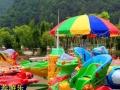 天蕊游乐供应儿童蹦蹦床 组合滑梯 钢架蹦极 小飞鱼 沙滩池