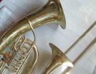 急售手风琴,铜管乐器(萨克斯,大号,中号,小号,长号)
