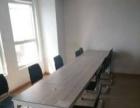 九成新办公桌长条桌四张转