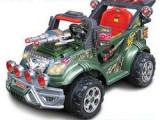 群兴 童乐星7466-3 战场霸主 电动童车 MP3电瓶车 儿童