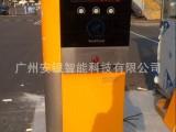 广州电动道闸、停车位划线、停车场设备系统、首选广州安银智能