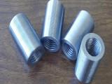全国发货 钢筋套筒 国标钢筋连接器