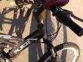 山地 自行车 黑色!