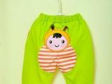 聪明豆童装 女童条纹系列半短裤 小蜜蜂5