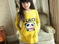 泉州童装批发厂家秋季新款儿童服装货源批发小孩子秋装长袖批发