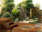 凉亭假山廊架栏杆别墅庭院露台花园设计建造