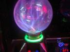 批发魔灯 6寸蓝光火球 带音乐魔球 闪电球 离子球 小夜灯 工艺品
