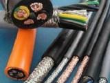 带钢丝绳行车用电缆KVVRC