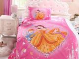 床上用品儿童卡通家纺四件套批发代理全棉活性印花三件套厂家直销