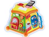 澳贝生活体验馆463419 奥贝多功能玩具台婴儿游戏桌1-3岁益