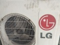 搬家自家刚拆下的LG空调挂机两台~大1P和1.5P