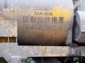 车载混凝土搅拌输送泵