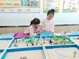 沙盘作文就是让学生围绕作文主题去建构沙盘世界天津加盟电话