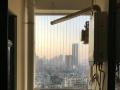 地铁2 8号线 合租小区公寓 采光好 家私电齐 电梯 时尚风