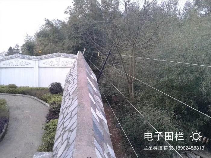 青岛电子围栏 兰星LX-2018C4N厂家直销