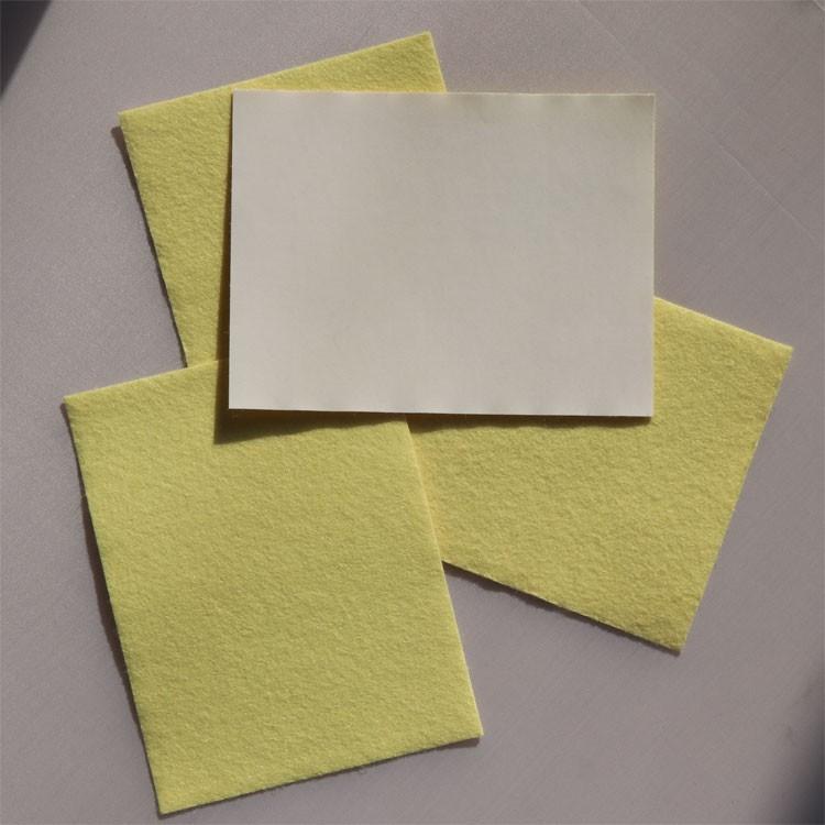 柔软的芳纶无纺布 耐磨专用芳纶无纺布 凯夫拉毛毡布