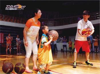 上海好的篮球培训学校在哪?