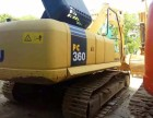 江门360二手小松360-7挖掘机土方石方活专家大型价格