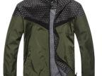 2014春秋装新款男外套 立领薄款男式男装夹克 青年男士休闲夹克衫