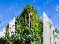 千山素集 武汉植物墙养护 武汉植物主题墙 花草墙