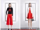 杭州大牌桑索冬装时尚品牌折扣女装一手货源供应