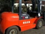 3吨合力3T杭州二手叉车 内燃叉车价格优惠处理中