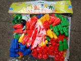 阳光城积木 益智拼插玩具 动物动脑益智游戏玩具