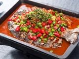 万州烤鱼的制作方法