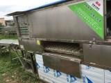 二手洗碗机 兴溢机械设备 二手全自动商用洗碗机流水线厂家